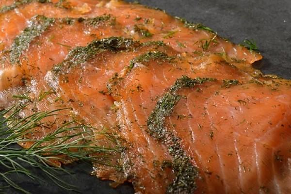 Graved Lachs geschnitten 500 g