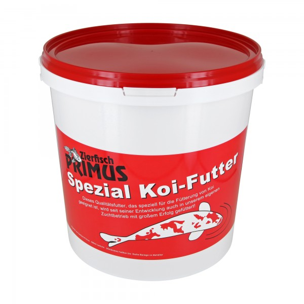Spezial Koifutter Primus+ 6 mm