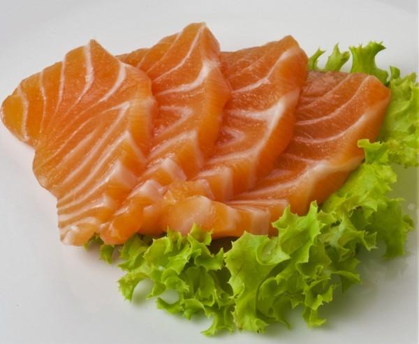 Geräucherter Lachs geschnitten 1000 g