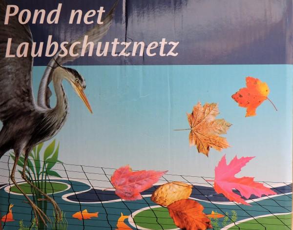 Teichnetz gegen Reiher und Laub 6x4 m